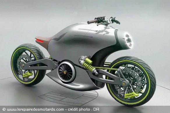 motos inspirées par l'auto