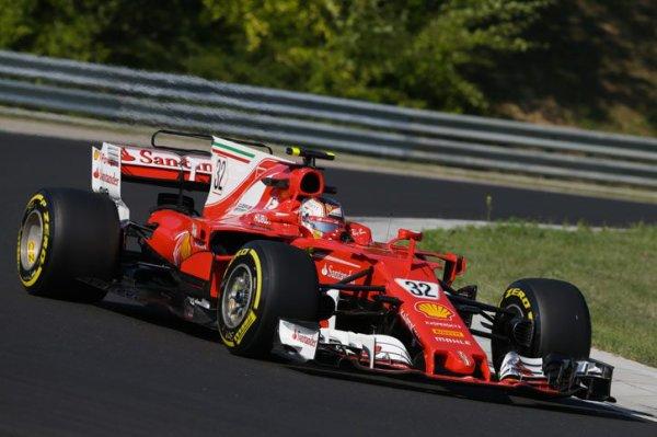 Leclerc le plus rapide pour Ferrari