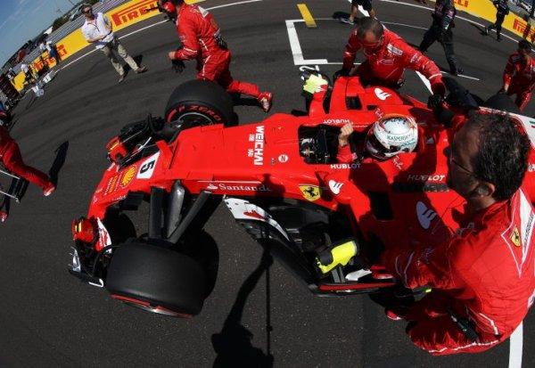 """Vettel : """"On doit pouvoir gagner sur tous les terrains"""