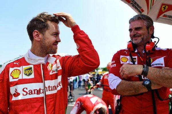 Vettel ne veut pas s'engager au-delà de 2018