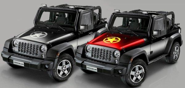 Rachat Et si Jeep, mythe américain, devenait chinoise?