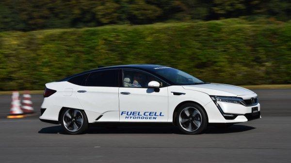 L'hydrogène promet un avenir séduisant à la voiture
