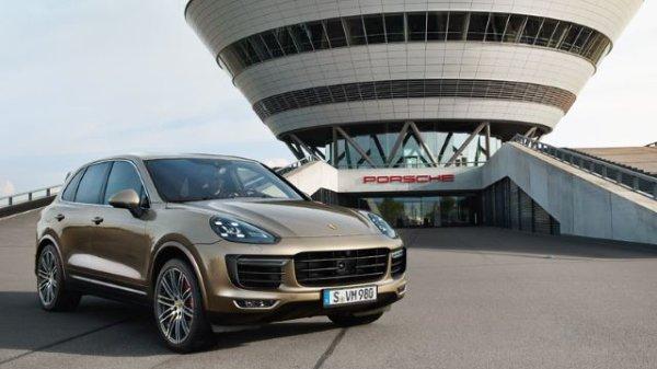 La Suisse interdit l'immatriculation des Porsche Cayenne v6 diesel