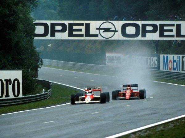 Cinquantième Grand Prix à Spa : les années 80