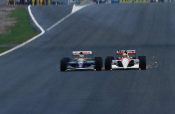 Les  plus belles victoires de... Nigel Mansell