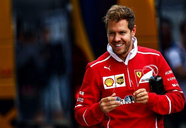 Un nouveau contrat à 120 millions d'euros pour Vettel?