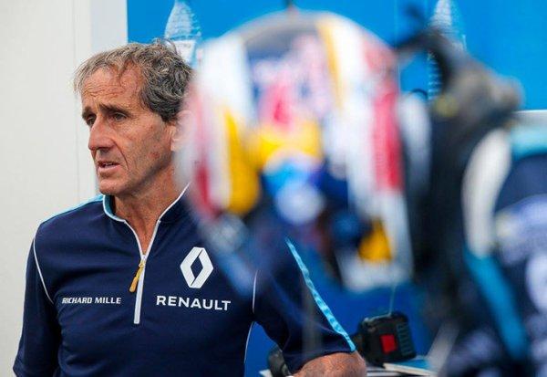 "Prost: ""La Formula E ne remplacera pas la F1"""