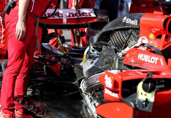 Vettel trahi par une bougie à… 69 dollars!