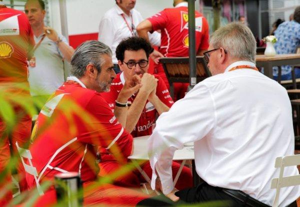 "Brawn: ""Un vrai cauchemar éveillé pour Ferrari"""
