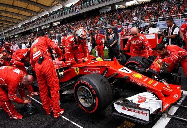 Ferrari renforce son département de contrôle qualité