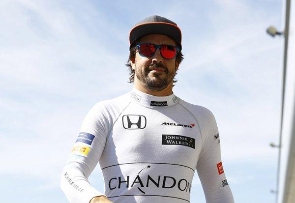 Alonso rêve toujours de la triple couronne