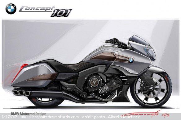 Essai BMW K1600B