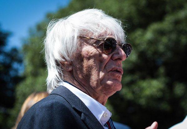"""Ecclestone : """"Je ne suis plus le bienvenu sur les Grands Prix"""""""