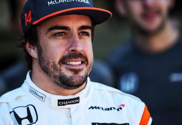 Alonso distingue trois rivaux pour le titre en 2018