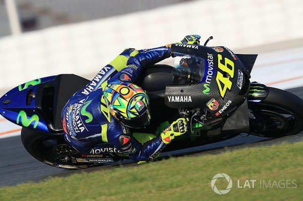 """Jarvis : """"Rossi prendra une décision après trois ou quatre courses"""""""