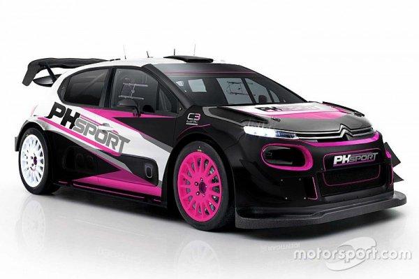 La Citroën C3 WRC 2017 disponible pour des pilotes privés