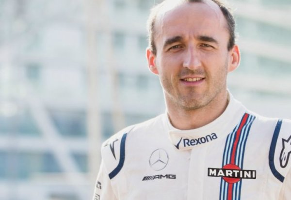 Kubica assuré de piloter une dizaine de fois la FW41