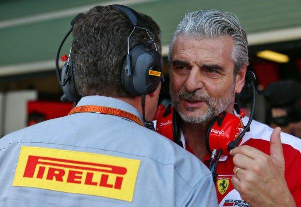 """Pirelli : """"Tout le monde sera perdant si Ferrari quitte la F1"""""""