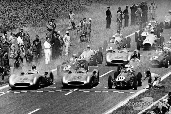 Ces constructeurs vainqueurs dès leur premier Grand Prix en F1