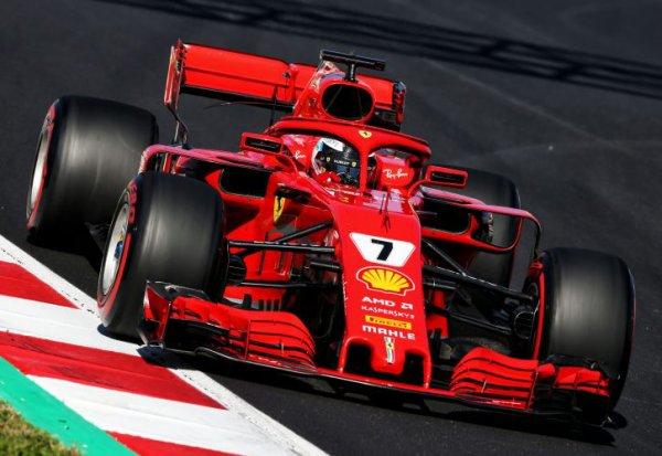 Jour 8 - Räikkönen conclut les essais en tête, Alonso deuxième