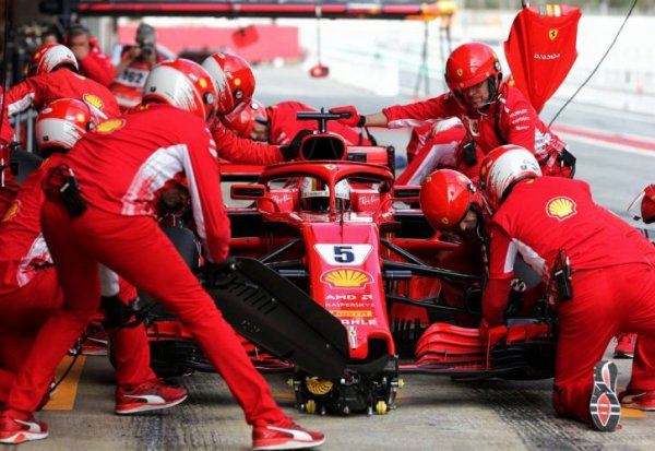 Vettel reste partagé...