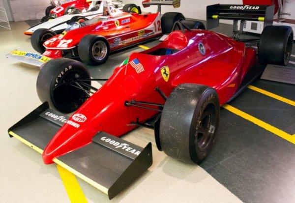 Ferrari : la piste américaine...