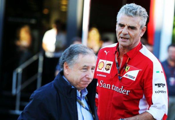 """Todt : """"Ferrari doit perdre son veto"""""""