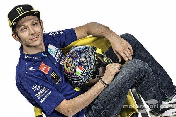 Officiel : Valentino Rossi reste 2 ans de plus chez Yamaha