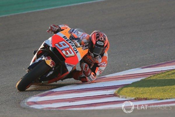 Márquez plus que jamais dans de bonnes dispositions pour entamer 2018