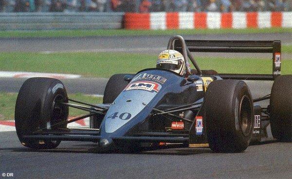 La course de leur vie  : Gabriele Tarquini, Mexique 1989