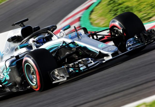 Pourquoi Mercedes n'a-t-elle pas utilisé les hyper-tendres ?