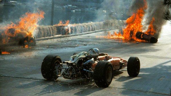 Les pilotes de F1 victimes de leur passion