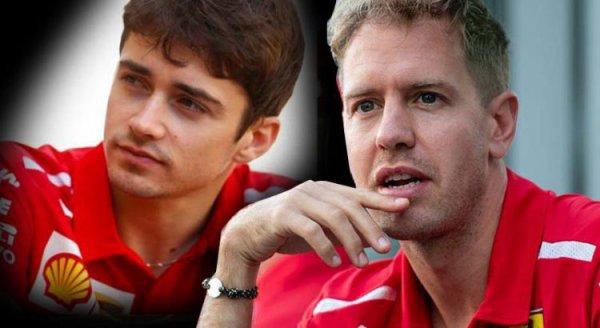 Vettel : « Leclerc sera un véritable rival »