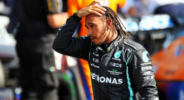 Hamilton : « Hors de question de m'excuser »