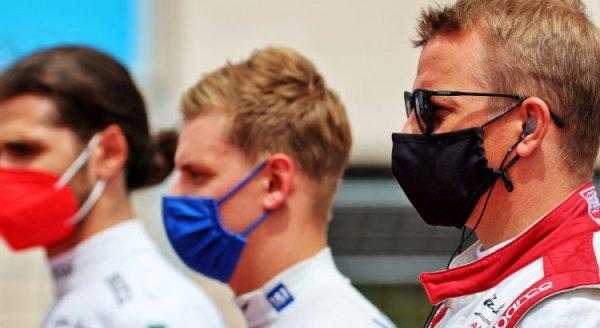 Räikkönen : « Mick Schumacher à ma place ? Je m'en fiche »