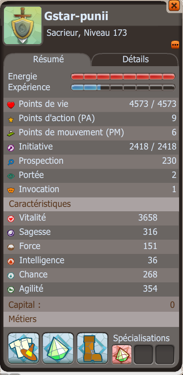 Inventaire De La Sacri :)