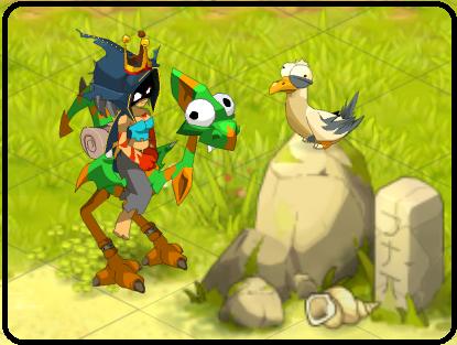 Maimane et serveur héroique ! :D