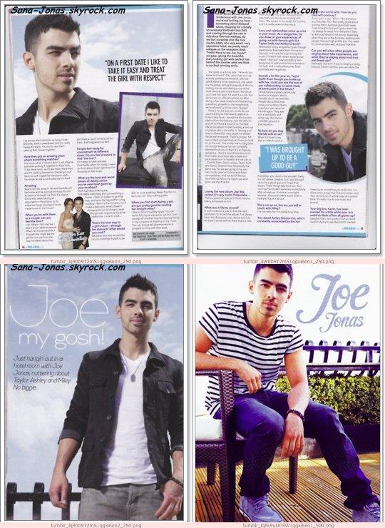 News En Vrac : Photos , Vidéos & Interview de Joe et Nick ;) !