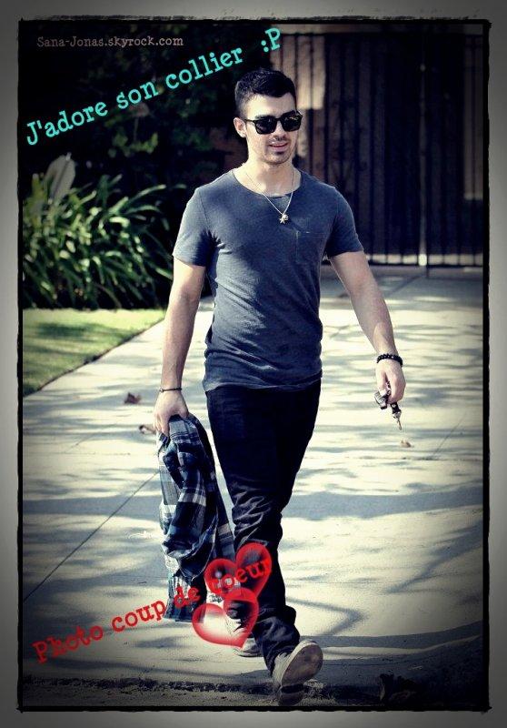*2/11* Joe et son pote Jason se balade à Los Angeles les habitudes recommençent lol +Vidéos & Infos :D
