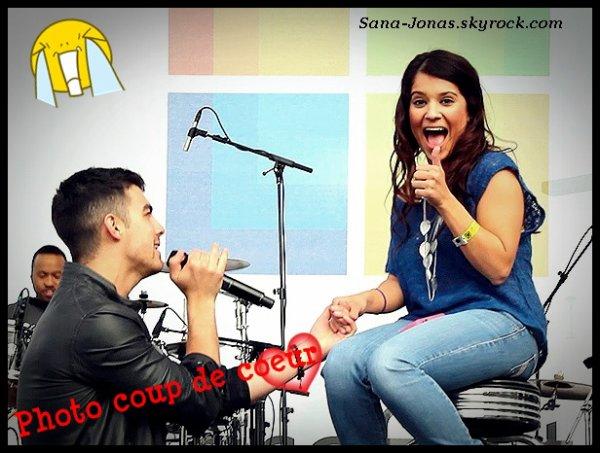 *12/11* Joe chante en live pour un concert gratuit à San José , CA les vidéos & photos ;) + Las Veges Party !
