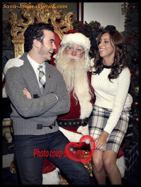 *14/12* Joe achête des cadeaux de Noël pour la famille à Hollywood quant à Kevin& Danielle ils vont à la célébration de Saint Jude Hopital