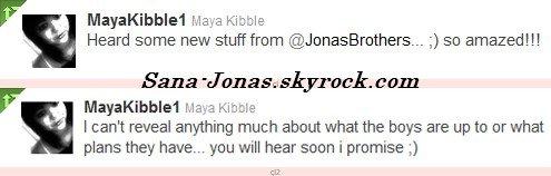 *Petit article de news sur Nos Jonas *
