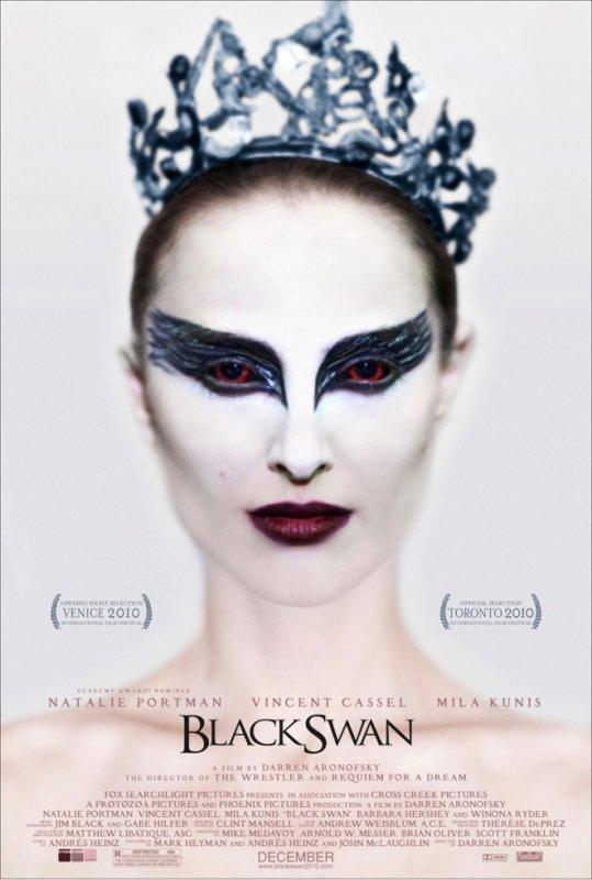 BLACK SWAN <3