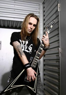 Children Of Bodom - Alexi Laiho