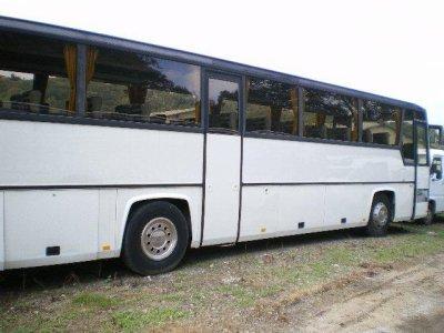 Arrivage du bus de l'enfer ....