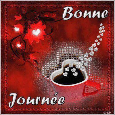 bonjour et bonne journée à toussssss
