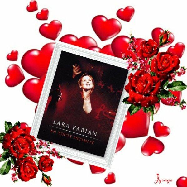 LARA  FABIAN  SON  ALBUM