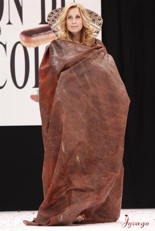 LARA  FABIAN  AU  SALON  DU  CHOCOLAT  OCTOBRE  2010