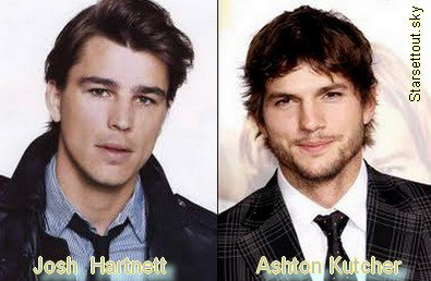 Josh Hartnett VS. Ashton Kutcher
