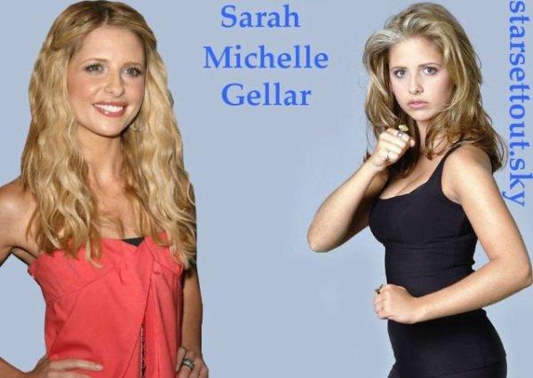 -Sarah Michelle Gellar-